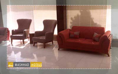 هتل آپارتمان آتریس مشهد