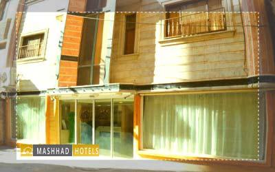 هتل آپارتمان ملک یاسین مشهد