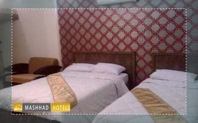 هتل آپارتمان ثامن الحجج مشهد