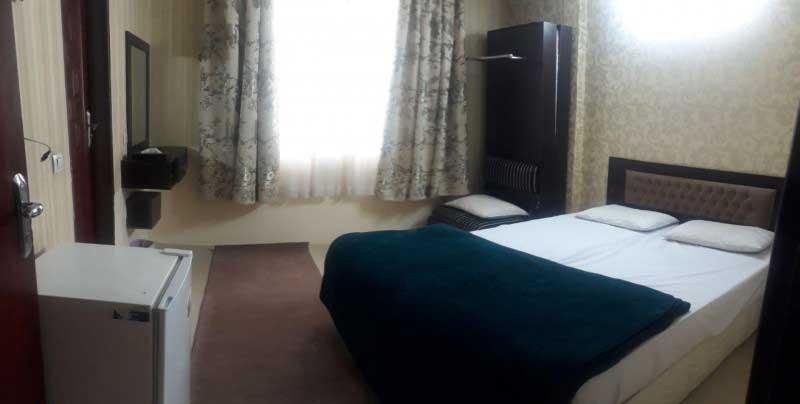 هتل آپارتمان آدرینا مشهد