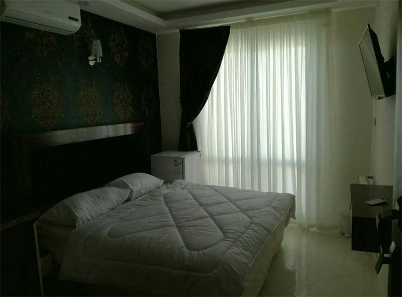 هتل آپارتمان هشتمین اختر مشهد