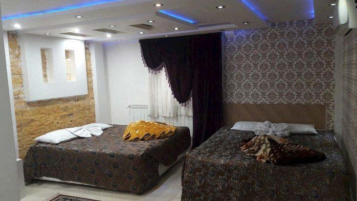 هتل آپارتمان عالی قاپو مشهد