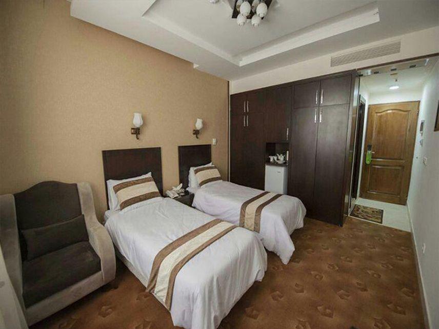 هتل آپارتمان امینیان مشهد