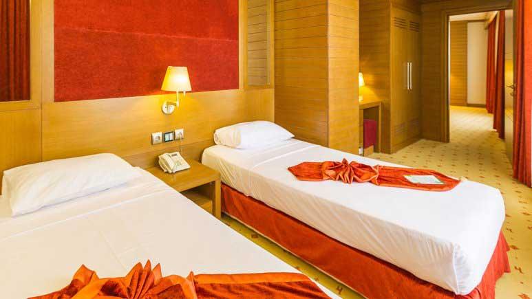 هتل آپارتمان ستاره آرمان توس مشهد
