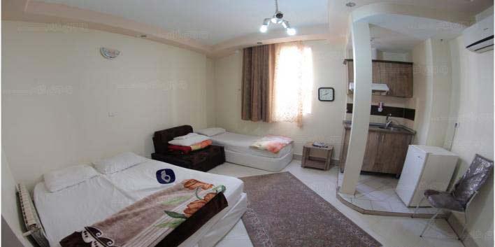هتل آپارتمان آرتا مشهد