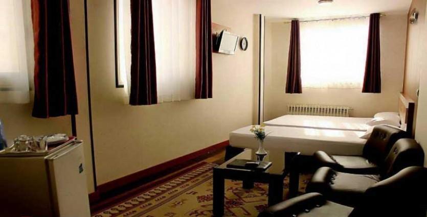 هتل آوازه مشهد