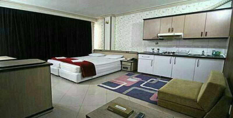 هتل آپارتمان آوین مشهد