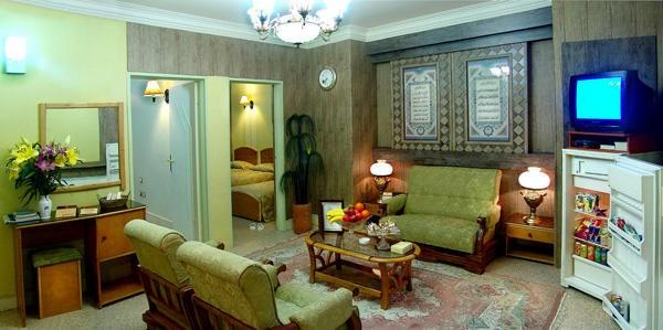 هتل اعیان مشهد