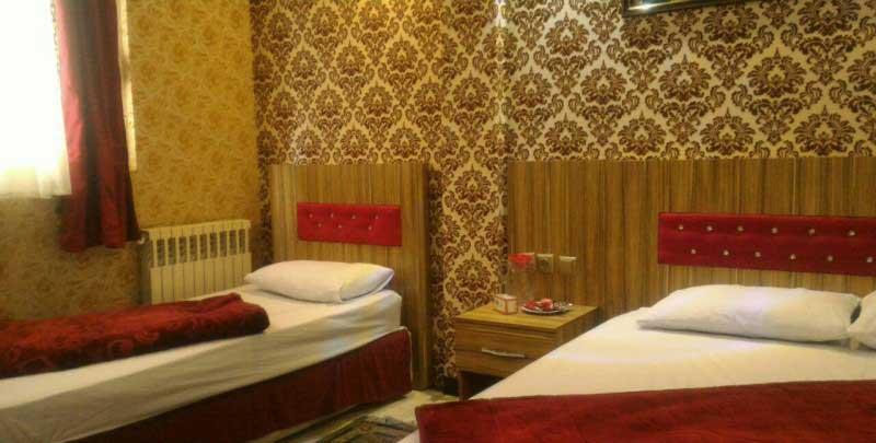 هتل آپارتمان آزاده مشهد