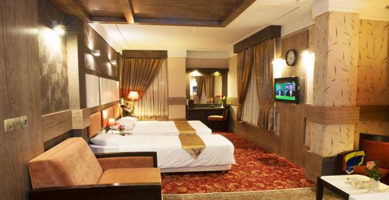 هتل آزادی مشهد