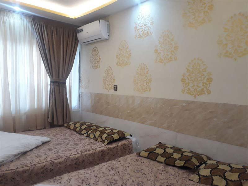 هتل آپارتمان باب الجواد مشهد