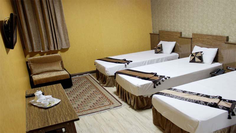 هتل بسطامی مشهد