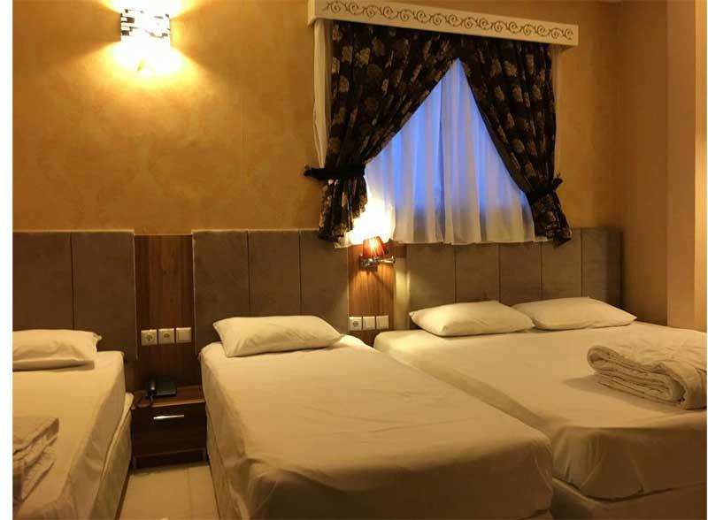 هتل آپارتمان بهشت مشهد