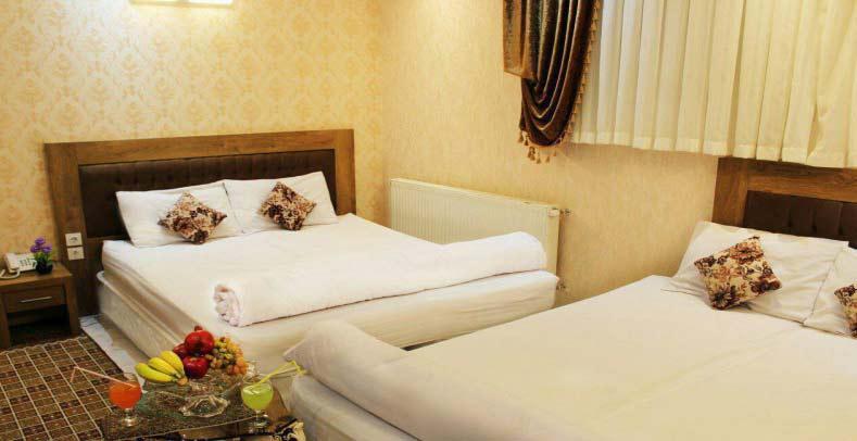 هتل آپارتمان بهزاد مشهد