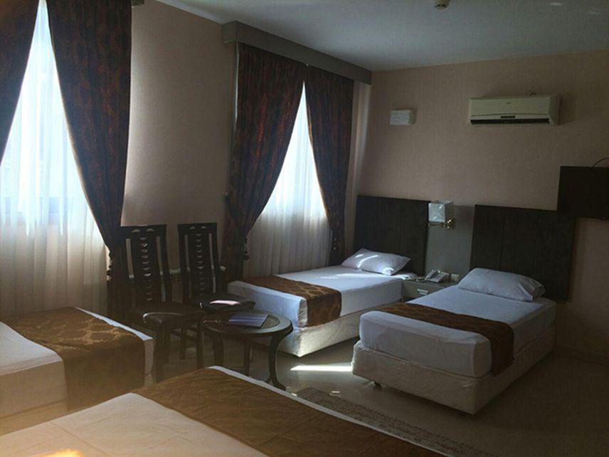 هتل آپارتمان دیبا مشهد