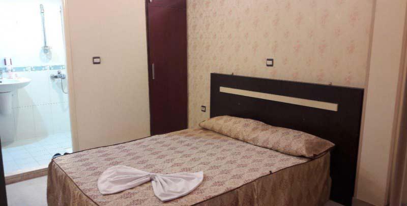 هتل آپارتمان حجاب مشهد