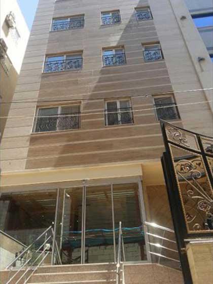 هتل آپارتمان اسکان مشهد