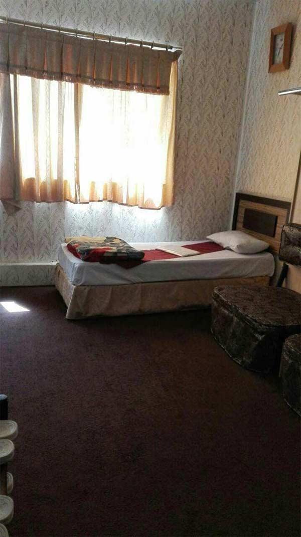 هتل استقلال مشهد