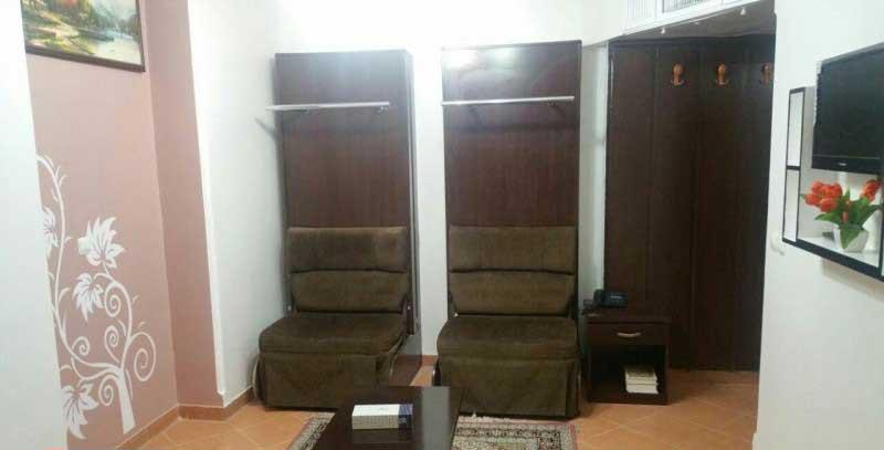 هتل آپارتمان گلاره مشهد