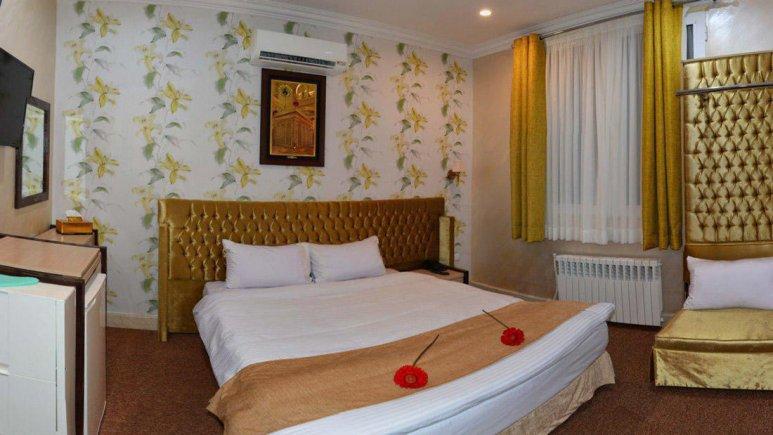 هتل آپارتمان قصرآیدین مشهد
