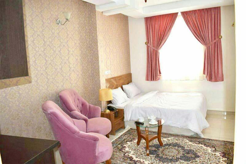 هتل گیتی مشهد
