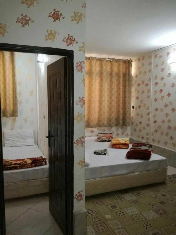 هتل آپارتمان گل مشهد