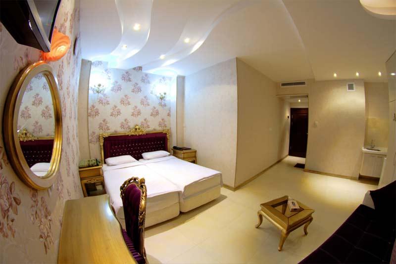 هتل گل سرخ مشهد