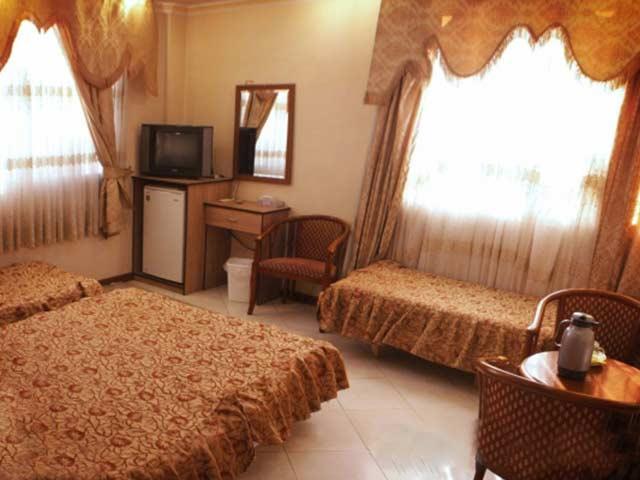 هتل آپارتمان هشت بهشت مشهد