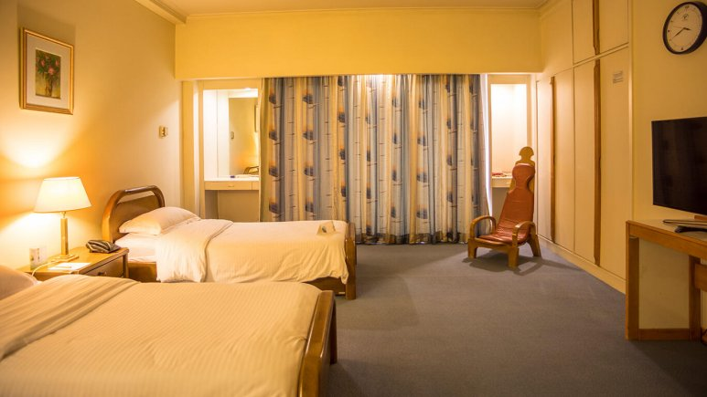 هتل هما 2 مشهد