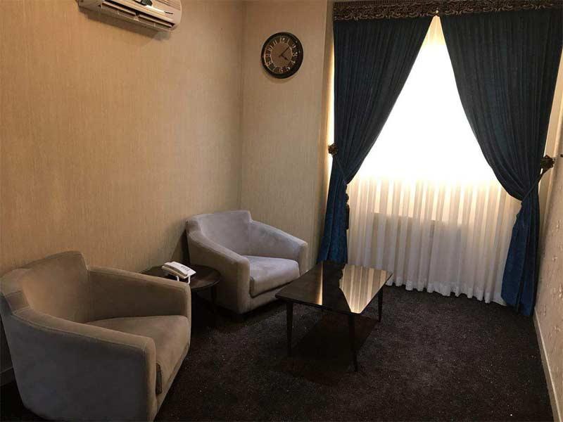 هتل آپارتمان هاوین مشهد