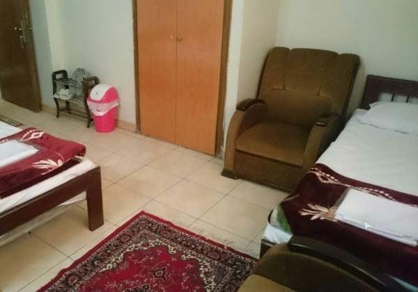 هتل کاج مشهد
