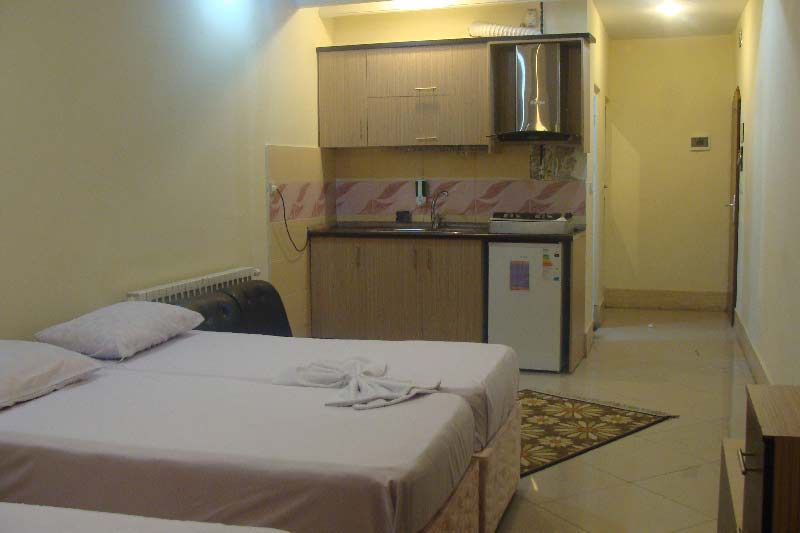 هتل آپارتمان لاوان مشهد