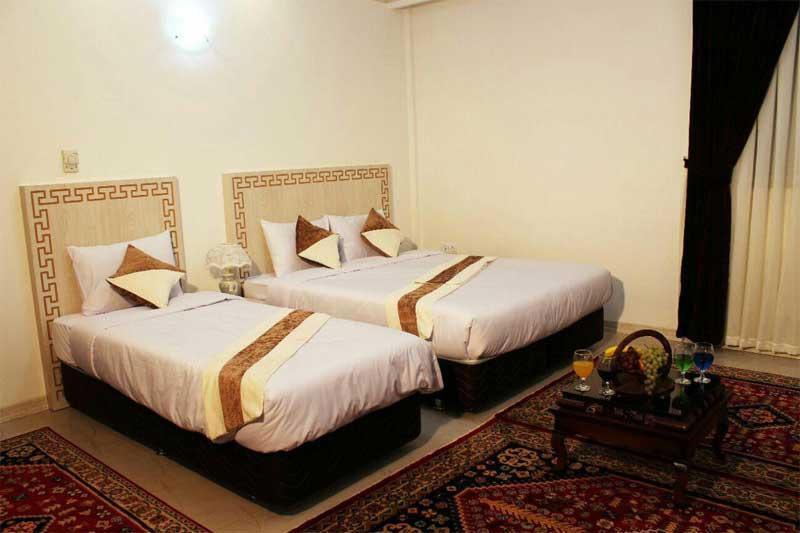 هتل محلات مشهد