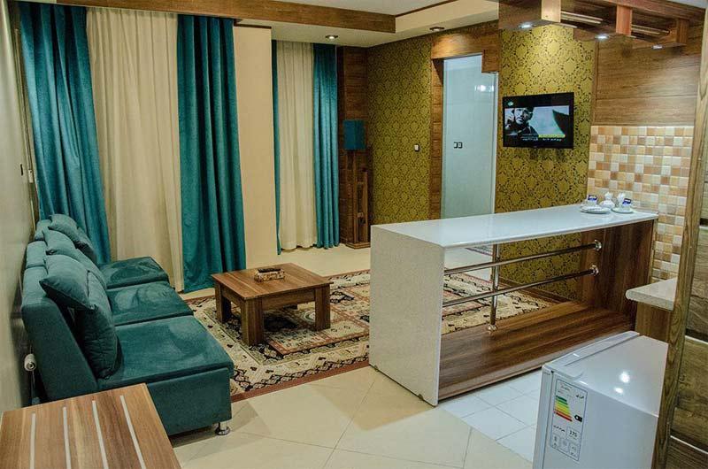 هتل آپارتمان مهستان مشهد