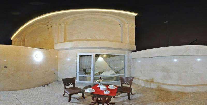 هتل ملیسا مشهد