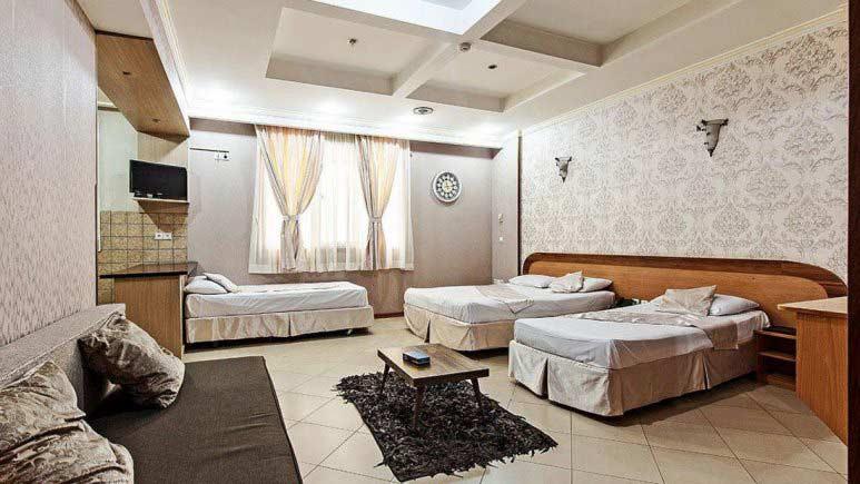 هتل آپارتمان مشکات مشهد