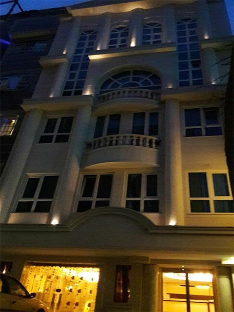 هتل آپارتمان میچکا مشهد