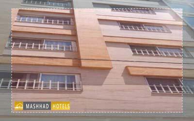 هتل آپارتمان معجزه مشهد