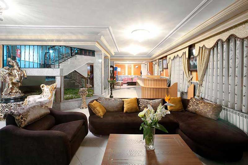 هتل آپارتمان مروارید مشهد