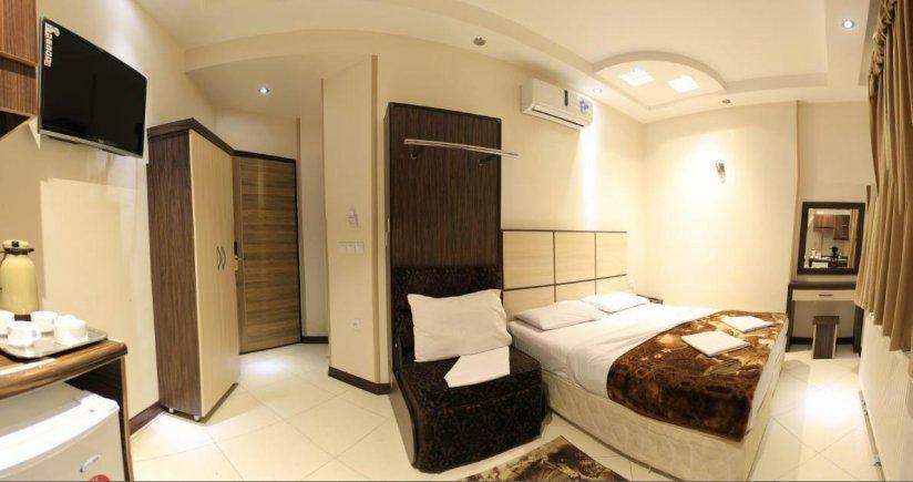 هتل آپارتمان مشیری مشهد