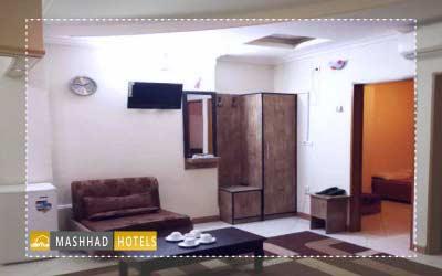 هتل آپارتمان مهررضا مشهد