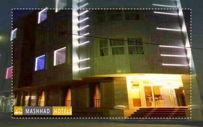 هتل آپارتمان ثقلین مشهد