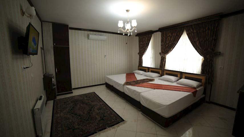 هتل آپارتمان نور4 مشهد