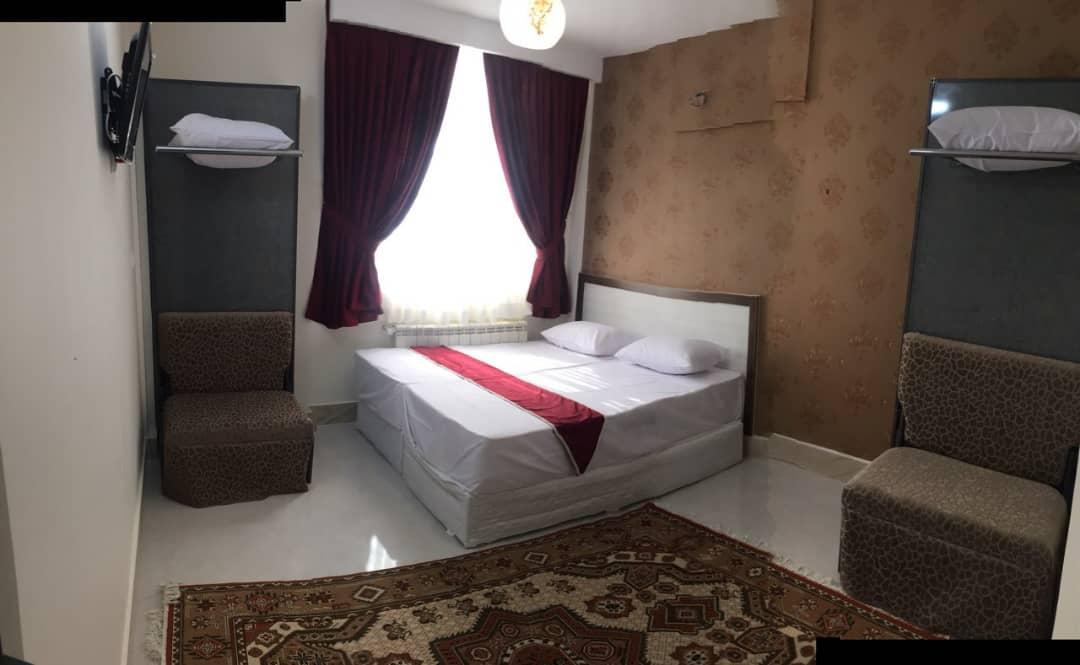 هتل آپارتمان اورانوس مشهد