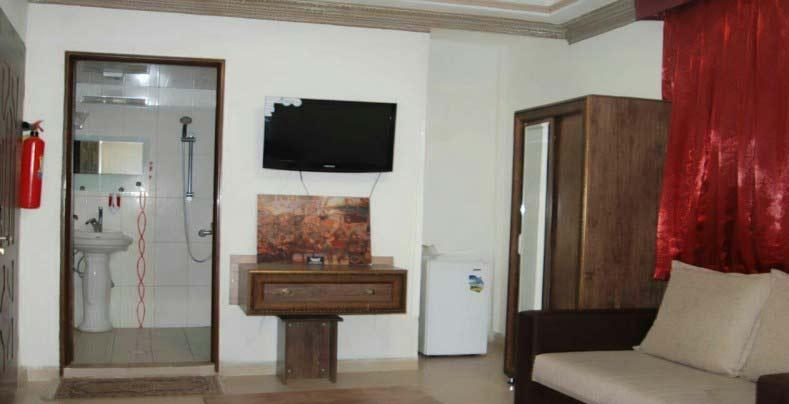 هتل پریا مشهد