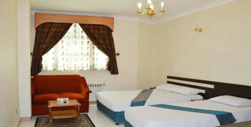 هتل پارسارگاد مشهد