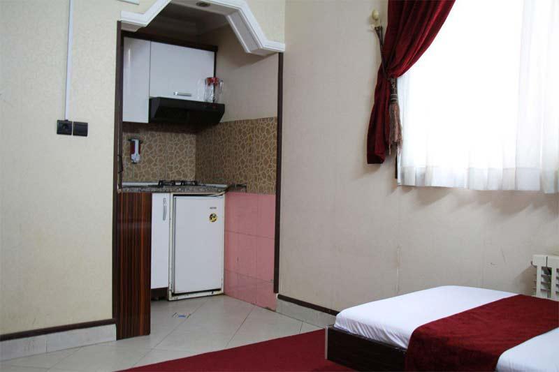 هتل آپارتمان پایتخت مشهد