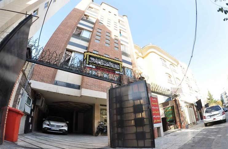 هتل آپارتمان رضایی مشهد