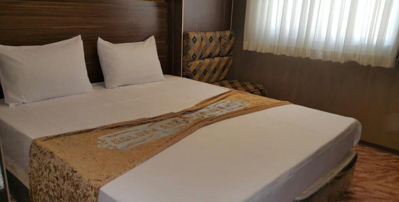 هتل آپارتمان رز طلایی مشهد
