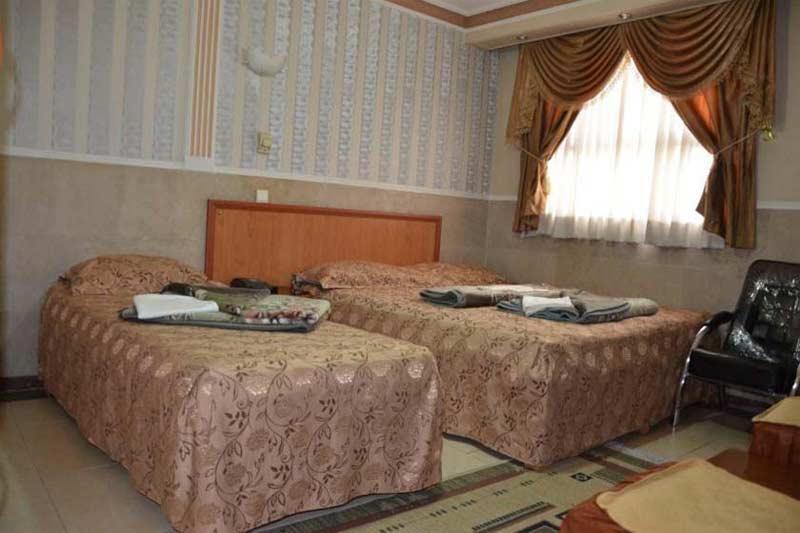 هتل سبلان مشهد